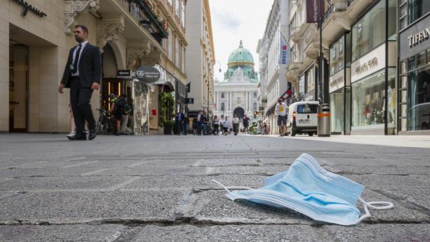 Tourismus in Wien während Corona