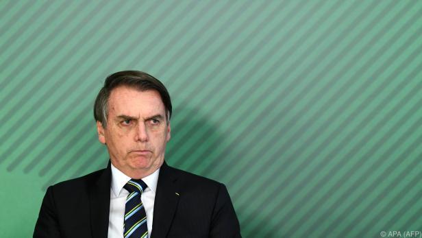 """""""Menschen sterben jeden Tag"""", meint Bolsonaro"""
