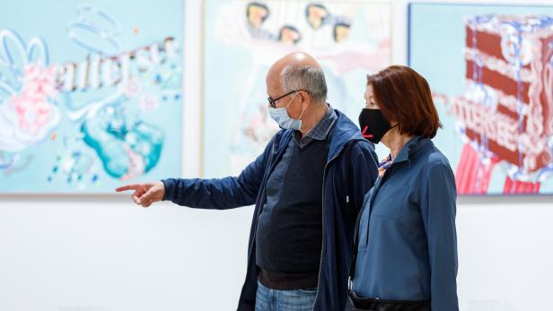 Museums reopen in Vienna amid coronavirus pandemic