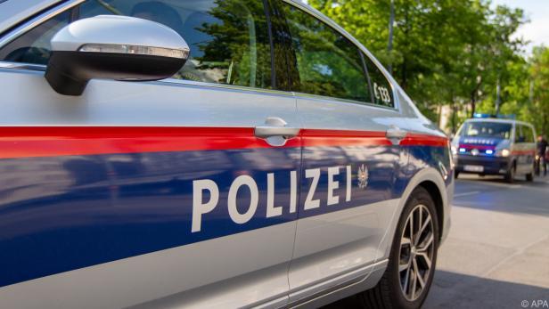 Die Polizei nahm einen verdächtigen Deutschen fest