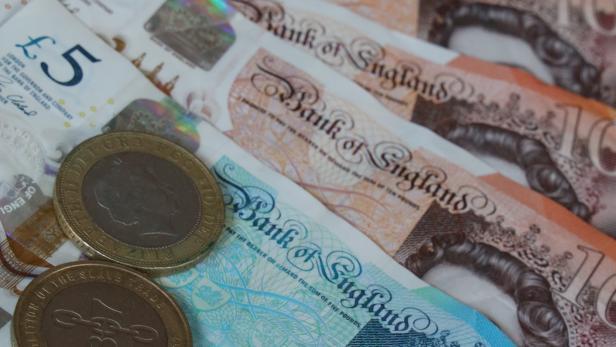 Britscher Pfund