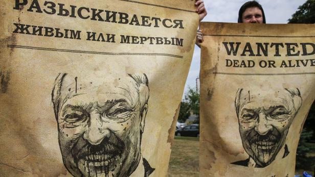 Belarus opposition calls for nationwide strike