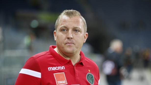 FUSSBALL: UNIQA ÖFB CUP / GRAZER AK 1902 - FC WACKER INNSBRUCK