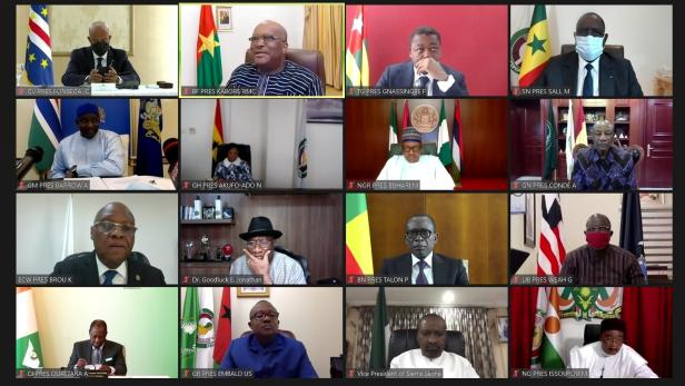 West African leaders meet to discuss Mali military coup