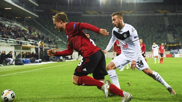 FC Lugano vs FC Copenhagen