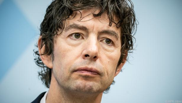 """Virologe Christian Drosten: """"Da bin ich sehr zuversichtlich"""""""