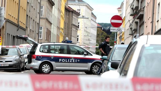 Dornerplatz, Hernals, Polizei