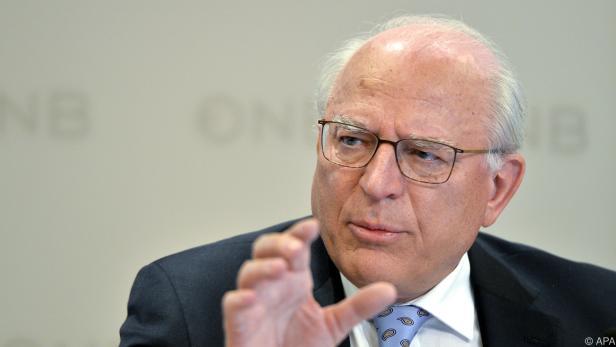 Claus Raidl für Bankenprüfungen durch die Nationalbank