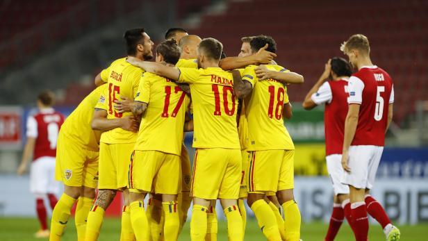 UEFA Nations League - League B - Group 1 -  Austria v Romania