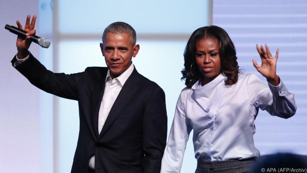 """Die Obamas haben eine """"starke Ehe"""""""