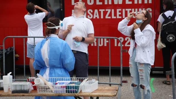 Corona: 502 Neuinfektionen in Österreich | kurier.at