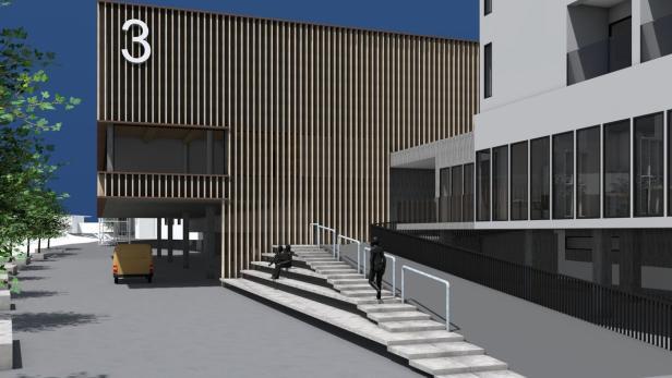 Neue Halle Für Wieselburger Messe Kurierat