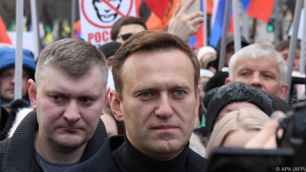 Fall Nawalny belastet Verhältnis Moskau-Berlin