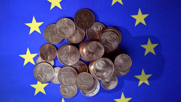 ++ THEMENBILD ++ EURO / MÜNZEN / CENT-MÜNZEN / EU / GELDPOLITIK