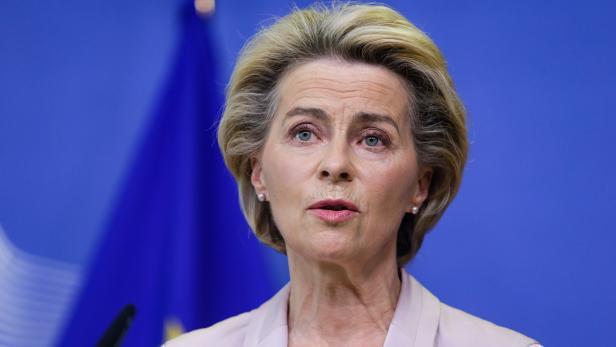 Von der Leyen announces replacement of Ireland's EU Commissioner Phil Hogan whose portfolio will be taken by Latvia's Commissioner Valdis Dombrovskis