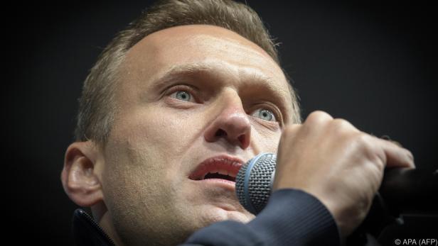 Nawalny muss nicht mehr beatmet werden