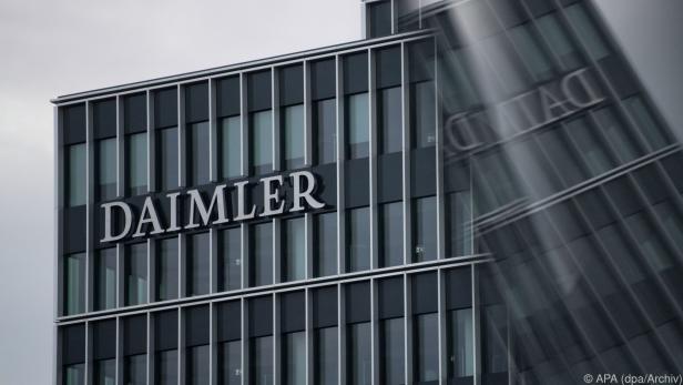Daimler zahlt eine Milliardensumme