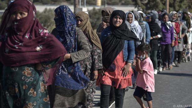 Flüchtlinge von Auswirkungen besonders betroffen