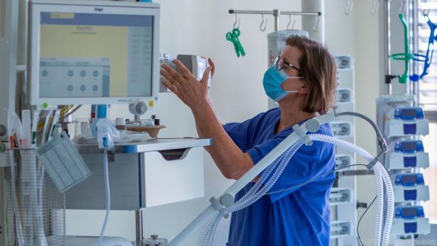 Immer mehr Menschen müssen im Krankenhaus behandelt werden