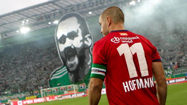 Fußball, SK Rapid Wien - Freundschaftsspiel, Steffen Hofmann und Freunde