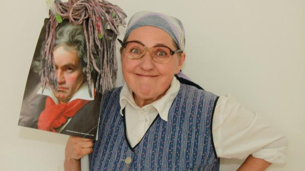 Frau Franzi und Beethoven