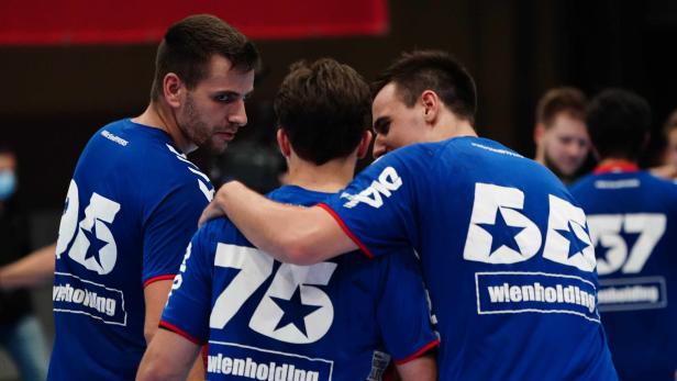 Handball, HC FIVERS WAT Margareten - SG Westwien