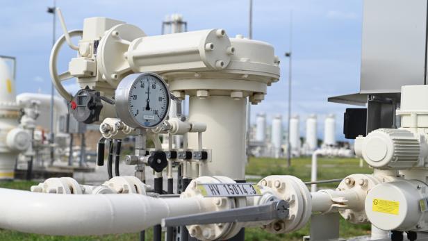 Erdgasdrehscheibe Baumgarten: 60 Jahre Energie für Österreich und Europa