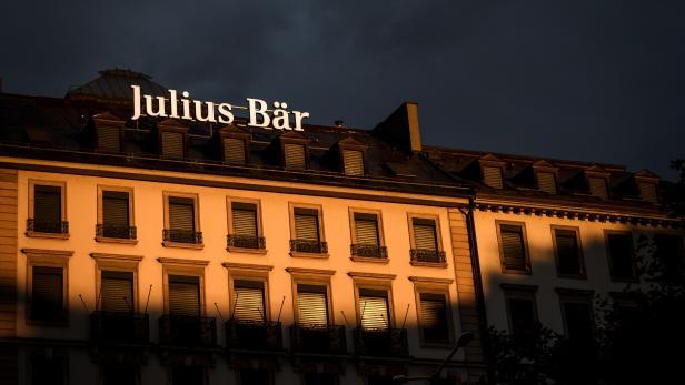 FILES-SWITZERLAND-BANKING-JULIUS BAER