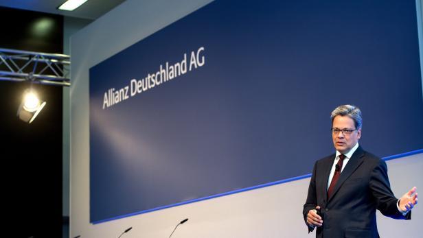Allianz Germany annual press conference