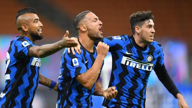 Serie A - Inter Milan v Fiorentina