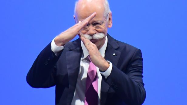 Zetsche to not become Daimler Supervisory Board Chairman