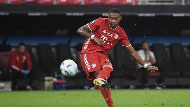 European Super Cup - Bayern Munich v Sevilla