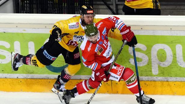 Eishockey, Vienna Capitals - HCB Suedtirol