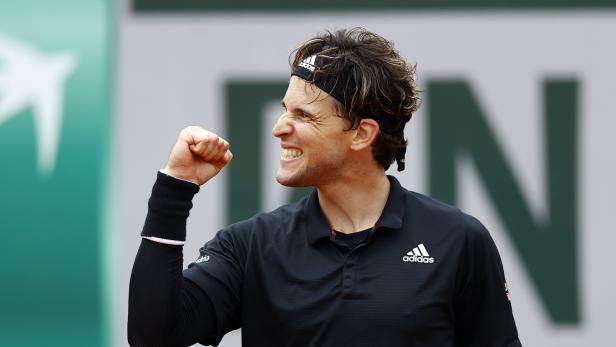 French Open tennis tournament at Roland Garros