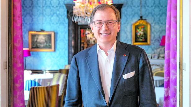 Talk mit Wolfgang Fischer, Sabine Haag und Oliver Braun