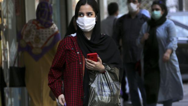 IRAN-HEALTH-VIRUS