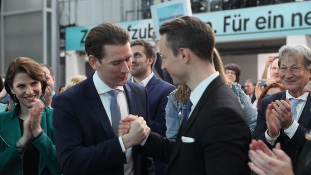 Landesparteitag der Wiener ÖVP