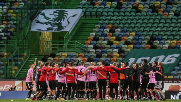 Sporting Lisbon vs Lask Linz