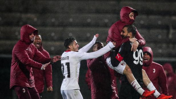 Rio Ave vs AC Milan