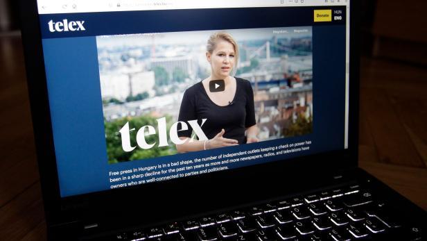 HUNGARY-POLITICS-MEDIA-TELEX