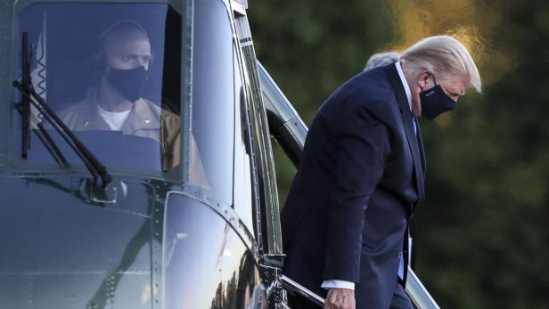 President Trump tested positive for coronavirus (COVID-19)
