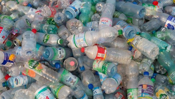 Plastikmüll soll vermieden werden