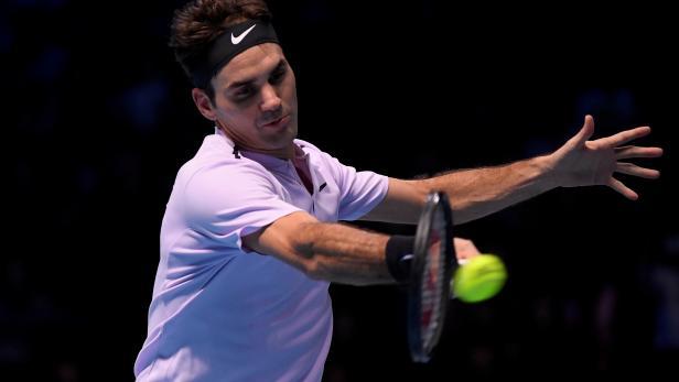 FILE PHOTO: Tennis - ATP World Tour Finals