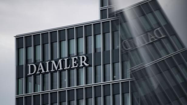 Daimler AG - Konzernzentrale