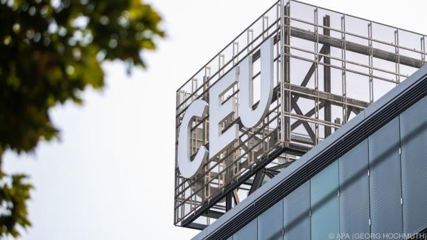 Die CEU hat  im November 2019 einen neuen Campus in Wien eröffnet