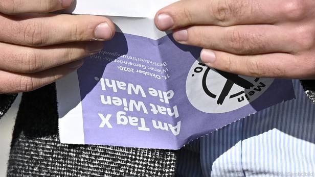 Rund 300.000 Stimmen wurden nicht im Wahllokal abgegeben