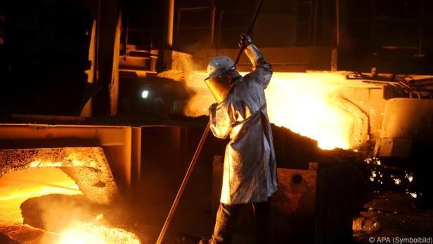 Die Exportmärkte sind derzeit für die Industrie schwer erreichbar