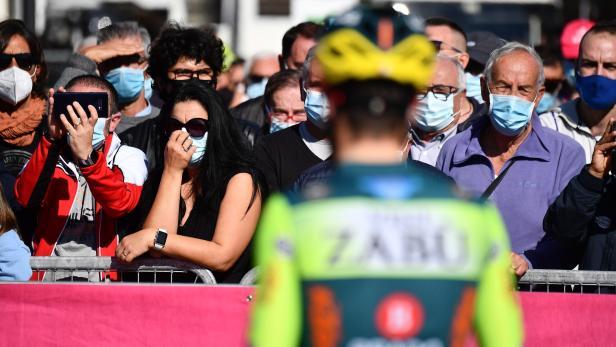 2020 Giro d'Italia cycling race - 11th stage