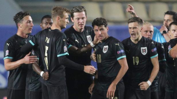UEFA Nations League - League B - Group 1 - Romania v Austria