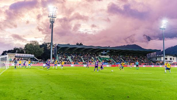 FUSSBALL: ÖFB CUP: WSG TIROL - FK AUSTRIA WIEN